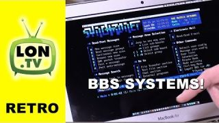 Retro Review - Computer Bulletin Board ( BBS ) Systems